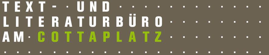 Text- und Literaturbüro am Cottaplatz